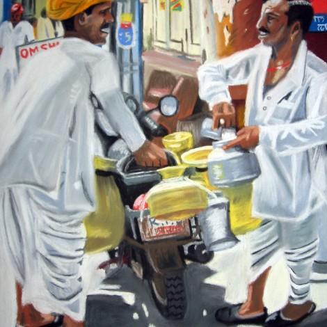 Milkman, Pushkar