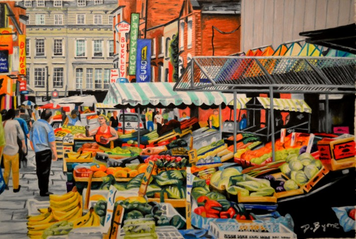Moore St, Dublin