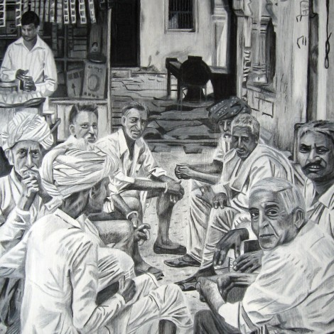 Morning Tea, Pushkar