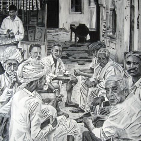 Morning Tea, Pushkar