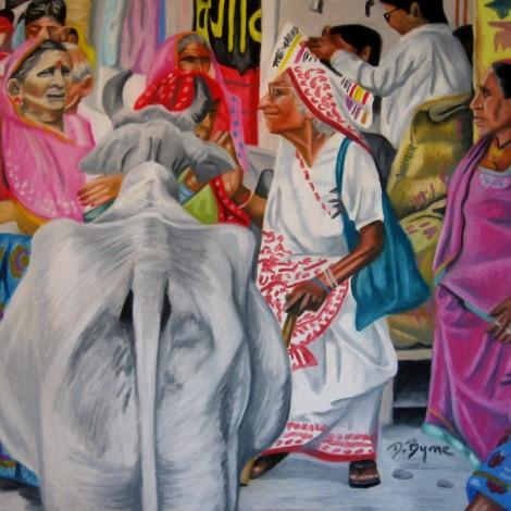 Chatting, Pushkar